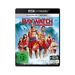 Baywatch (4K Ultra HD) - DVD  Filme
