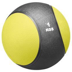 Medizinball (Gewicht: 2 kg)