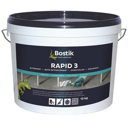 Bostik Rapid 3 Blitzzement 15kg Eimer