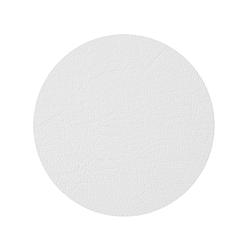 Kunstleder, 1,40 x 1,0m, weiß