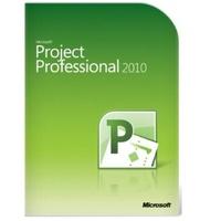 Project Professional 2010 ESD DE Win