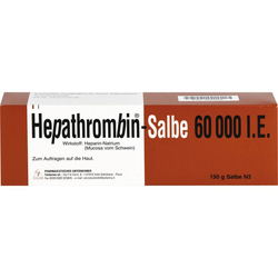 HEPATHROMBIN 60.000 Salbe 150 g