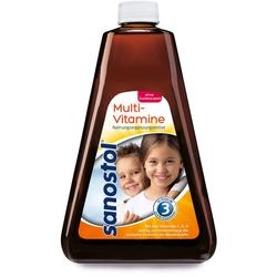 SANOSTOL ohne Zuckerzusatz Saft 460 ml