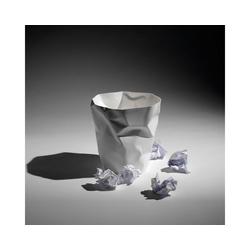 Klein & More Papierkorb Essey Papierkorb BIN BIN weiß