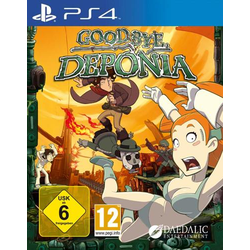 Goodbye Deponia - PS4