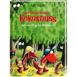 DKN Bd.19 Schulausflug ins Abenteuer