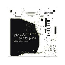 Sabine Liebner - Solo for Piano (CD)