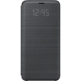 Samsung LED View Cover EF-NG960 für Galaxy S9 schwarz