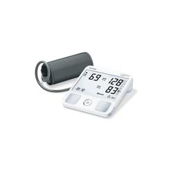 BEURER Oberarm-Blutdruckmessgerät Beurer Oberarm-Blutdruckmessgerät BM 93 mit EKG Funktion, Bluetooth