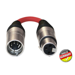DMX Adapter 3-pol XLR female / 5-pol XLR male