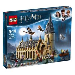Die große Halle von Hogwarts?