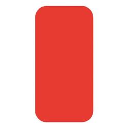 Stellplatzmarkierung »I-Stück PC« rot, EICHNER