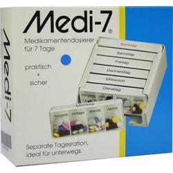 Medi 7 Medikamentendos.f.7 Tage Blau