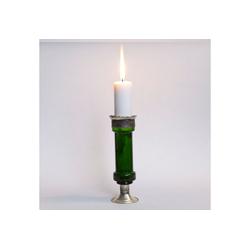 Casa Moro Kerzenständer Orientalischer Kerzenständer marokkanische Kerzenleuchter Manar, Kerzenhalter für romantische Beleuchtung Kerzenlicht & Dekoration, grün