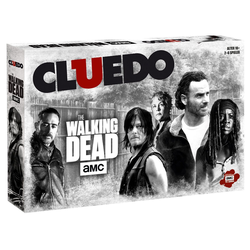 Winning Moves Spiel, Brettspiel Cluedo The Walking Dead AMC