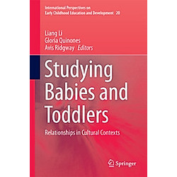 Studying Babies and Toddlers - Buch