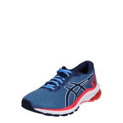 ASICS Damen Laufschuh 'GT-1000 9' rot / weiß / blau