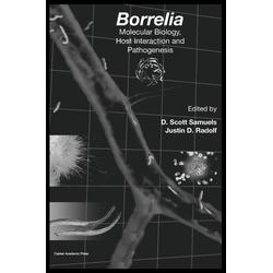 Borrelia als Buch von