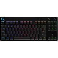 Gaming Tastatur US schwarz