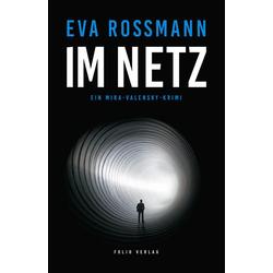 Im Netz als Buch von Eva Rossmann