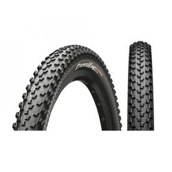 XLC Fahrradreifen XLC Reifen TrailX 54-559, 26x2.10 schwarz