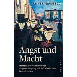 Angst und Macht. Rainer Mausfeld  - Buch