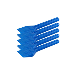 Inovatec Unterlegplatte 5 Stück Inovatec Klotzkelle Glasheber aus Kunststoff