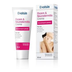 EVOLSIN Ekzem & Neurodermitis Creme 50 ml