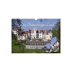Das Boitzenburger Land (Wandkalender 2021 DIN A4 quer)