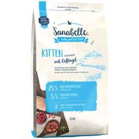 Sanabelle Kitten mit Geflügel 10 kg