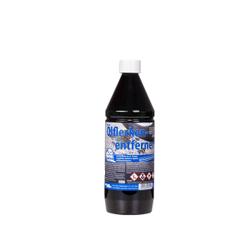 Ölfleckenentferner, Reiniger zur gründlichen und tiefenwirksamen Entfernung von Ölflecken, 1 Liter - Flasche