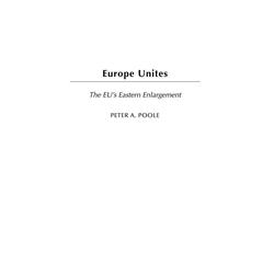 Europe Unites als Buch von Peter Poole