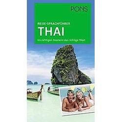PONS Reise-Sprachführer Thai - Buch