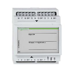 ELSO 772201, Eingangsmodul 24 mit 16 Eingängen für potentialfreie Kontakte, Stromaufnahme je Eingang ca. 24 mA, Stromaufnahme max. 390 mA, Montage auf DIN-Schiene, 4 PLE