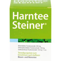 HARNTEE Steiner Granulat 30 g