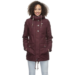 Jacke RAGWEAR - Jane Wine Red (WINE RED)