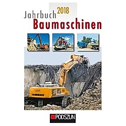 Jahrbuch Baumaschinen 2018 - Buch