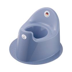 Rotho Babydesign Töpfchen Top Töpfchen, stone grey blau