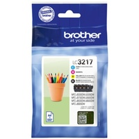Brother LC-3217 CMYK