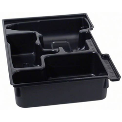 Bosch Professional Einlage zur Werkzeugaufbewahrung, passend für GSR 12V-15 und GDR 12V-105 1600A00