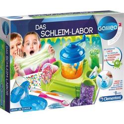 Clementoni 59129 Galileo - Das Schleim-Labor Maker Kit