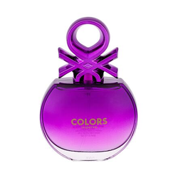 Benetton Colors de Benetton Purple eau de toilette 80 ml für Frauen