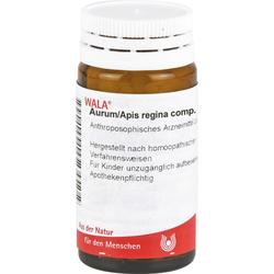 AURUM/APIS regina comp.Globuli 20 g