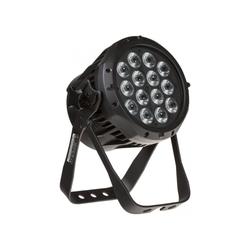 Briteq Stage Beamer FC LED Outdoor Studio PAR, schwarz