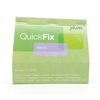 Plum QuickFix elastic Nachfüllpack 45 St.