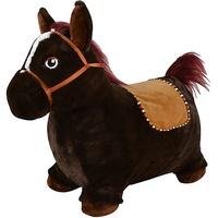 Bayer Chic 2000 Hüpftier Pferd braun