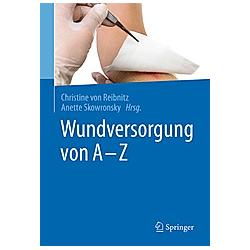 Wundversorgung von A - Z - Buch