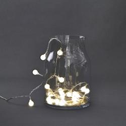 House Doctor Globe Lichterkette 5,9 cm