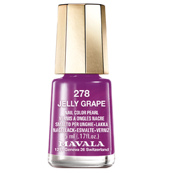 Mavala Nagellack Jelly Effect Collection Jelly Grape 5 ml