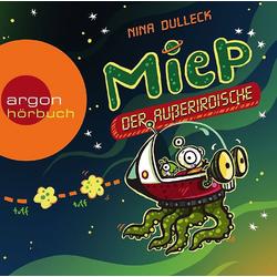 Edel Hörspiel CD Miep 1 - Der Außerirdische